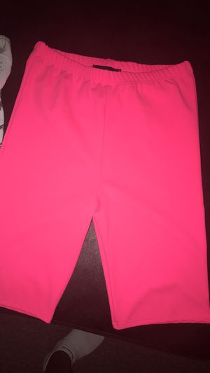 Hot pink biker shorts for Sale in Champaign, IL