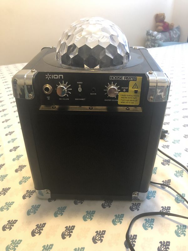 ION Audio House Party Speaker (iPA18L)