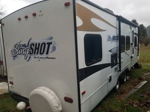 2011 slingshot rv trailer for Sale in Boring, OR
