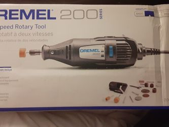 Dremel 200 Series Tool Kit & Accessories for Sale in Portland,  OR