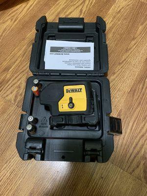 Dewalt laser level for Sale in OH, US