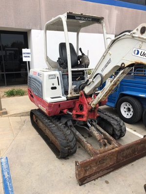 Mini Excavator for Sale in Lakeside, CA