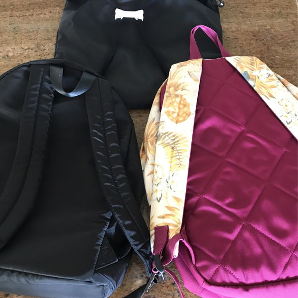 Excellent Backpacks (3) Like New Condition