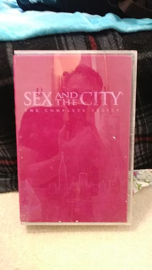 Sex and the City Complete Series for Sale in Cypress, TX