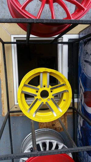 Wheels for John deer tractor for Sale in Portland, OR
