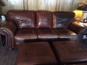 Sofa and ottomans for Sale in Dallas, TX