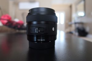 Sigma 30mm Lens for Sale in Kalamazoo, MI