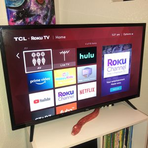 "TCL 32"" Roku TV for Sale in Henderson, CO"