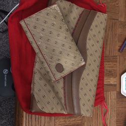 Vintage Gucci Accessory Collection Handbag and Wallet Set with registered serial numbers for Sale in Kent,  WA