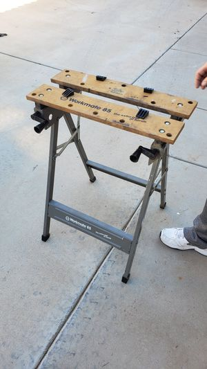 Workmate 85 work table top for Sale in Gilbert, AZ
