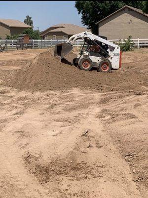 Bobcat / Dump Trailer for Sale in Phoenix, AZ