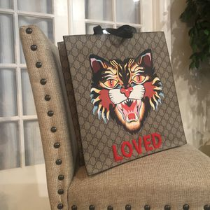 Gucci Angry Cat Messenger bag Unisex for Sale in Tampa, FL