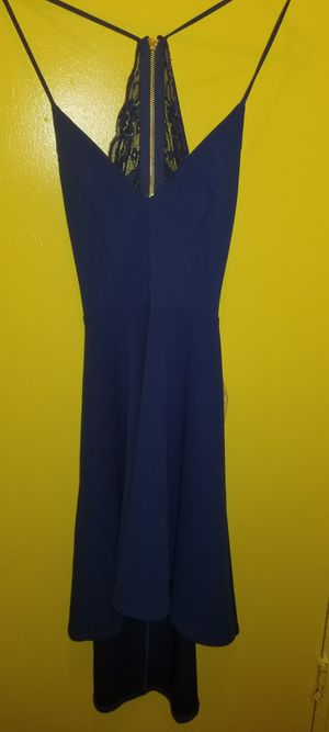 Royal Blue Dress for Sale for sale  New York, NY