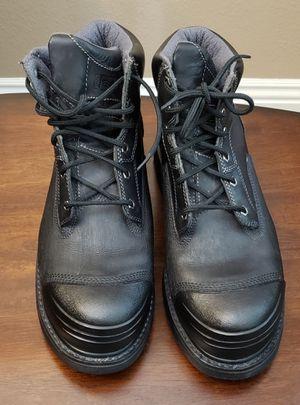 "MEN'S 12 TIMBERLAND PRO® STEEL TRAX 6"" STEEL TOE WORK BOOTS for Sale in Las Vegas, NV"