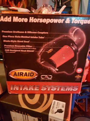 Intake sistem for a jeep wrangler for Sale in Tacoma, WA