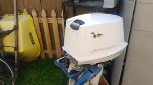 10 hp johnson outboard for Sale in Norfolk, VA