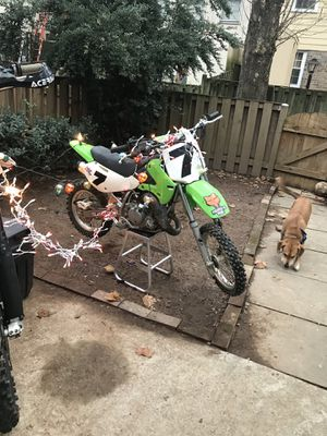 2007 kx 65 2 stroke 🏍💨 for Sale in Gaithersburg, MD