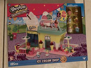 Shopkins Kinstructions Ice Cream Shop for Sale in Miramar, FL