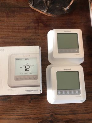 Honeywell home thermostat for Sale in Happy Valley, OR