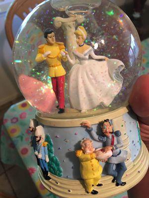 Disney globe for Sale in Sacramento, CA