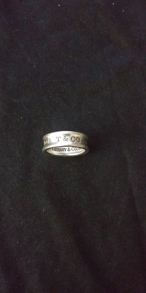 1997 Tiffany & Co. 925 Sterling Silver Ring for Sale in Chandler, AZ