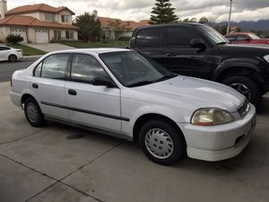 (Clean Title) 1996 Honda Civic DX for Sale in Fontana, CA