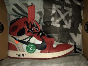 Chicago Off white 1s for Sale in Haines City, FL