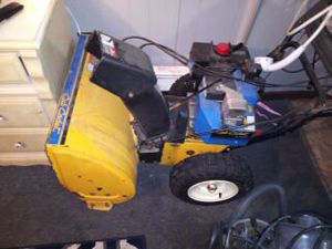 Cab cadet snowblower for Sale in Shamokin, PA