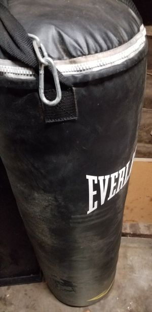 Punching bag for Sale in Modesto, CA