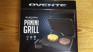 Electric panini grille for Sale in Brainerd, MN