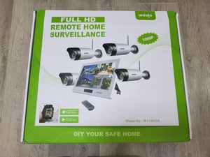 SEALED Security Camera Surveillance System for Sale in Glendale, AZ
