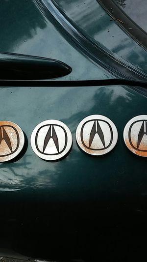 Acura tsx 2010 center rim caps for Sale in San Francisco, CA
