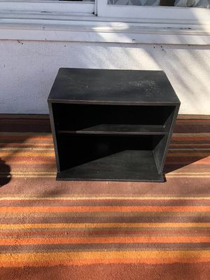 Small Black Stand Shelf for Sale in Los Angeles, CA