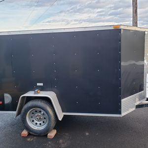 South GA cargo V tongue trailer 6×8 for Sale in Milton, PA
