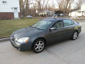 Nissan Altima for Sale in Springfield, MA