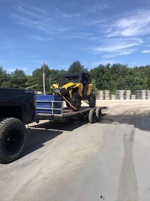 7x18' trailer for Sale in Robertsdale, AL
