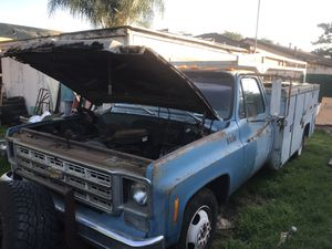 1977 Chevy work truck for Sale in Los Angeles, CA