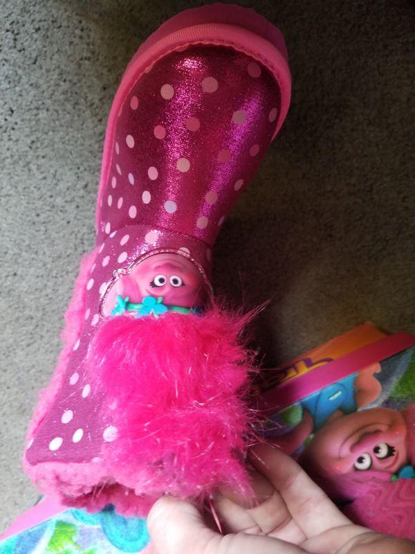 New Poppy Boots