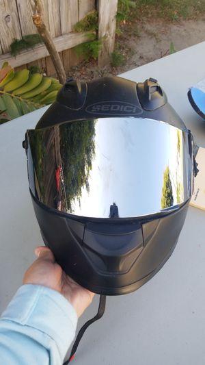 MUST GO! Sedici Motorcycle Helmet for Sale in Bellflower, CA