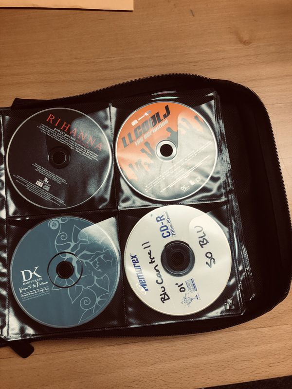 Original CDs and collection