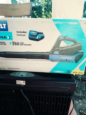 Electric leaf blower for sale .blower electrico nuevo para vender for Sale in Kissimmee, FL