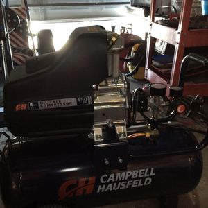 Campbell hausfeild compressor for Sale in Holiday, FL
