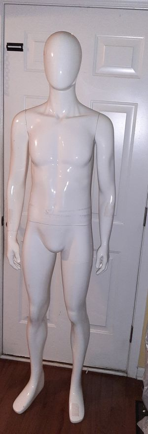 Male mannequin for Sale in Charlotte, NC