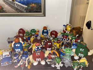 M&M collectible items for Sale in Houston, TX