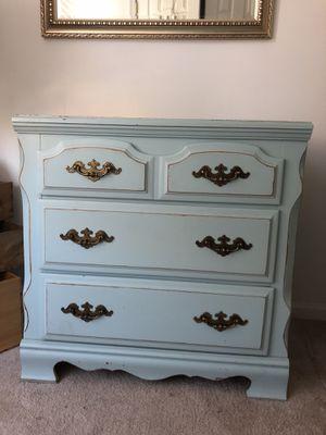 Vintage dresser for Sale in Manassas, VA
