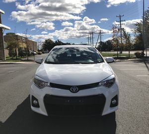 2015 Toyota Corolla S - One Owner for Sale in Annandale, VA