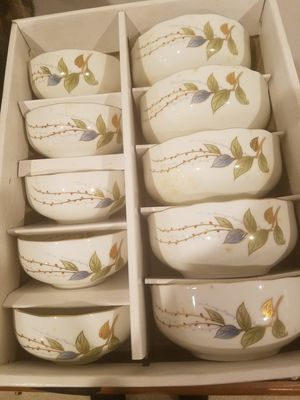 Porcelain gold trim made in Japan (not China!) for Sale in Rockville, MD