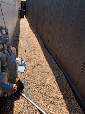 Free Pea Gravel in the Heights for Sale in Houston, TX