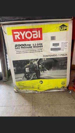 Ryobi pressure washer for Sale in Huntington Park, CA