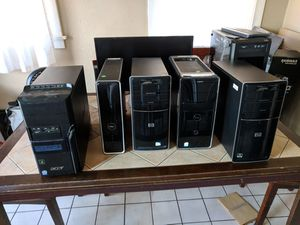 Desktop computer, computadoras for Sale in Lynwood, CA